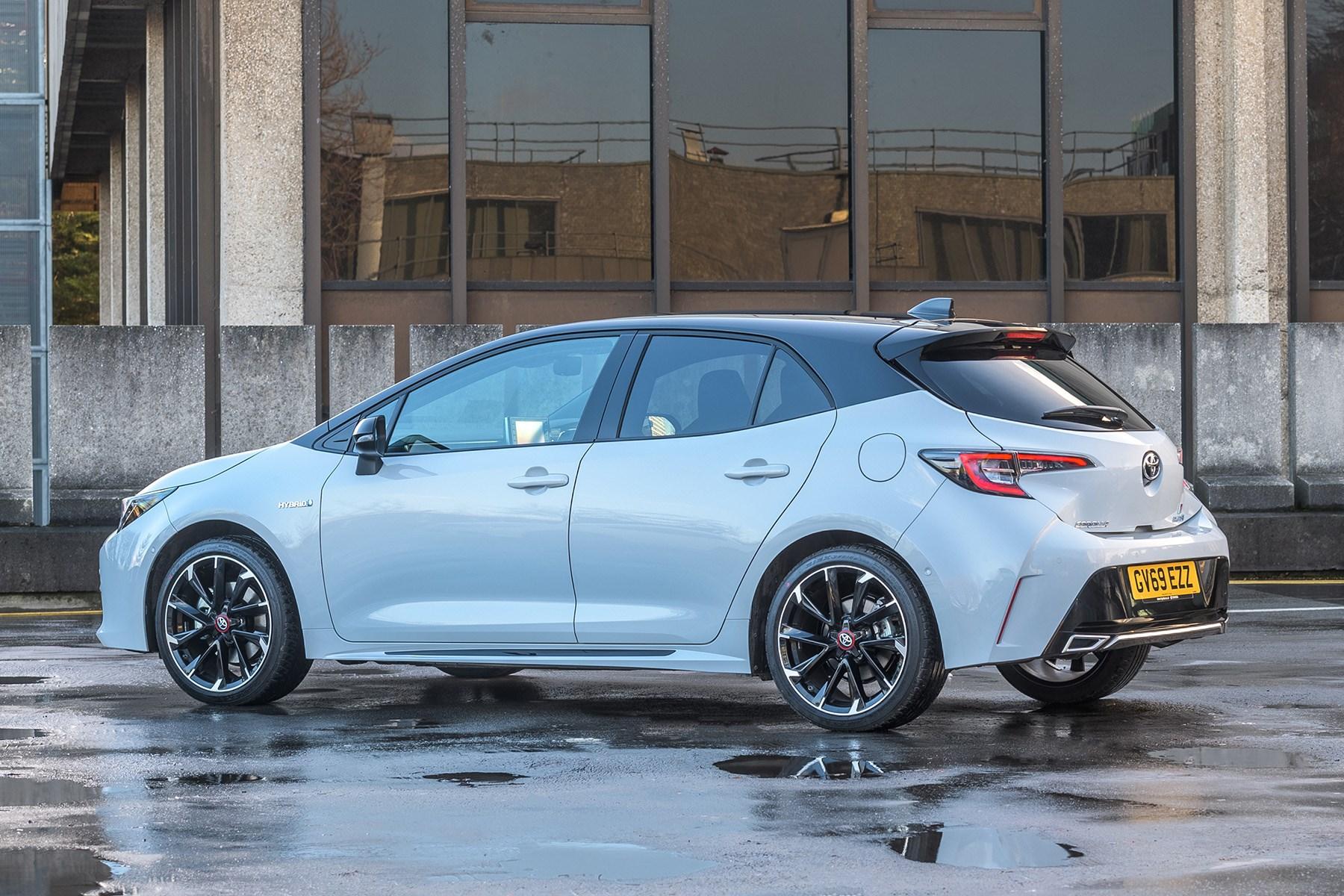 Toyota Corolla review: GR Sport rear 2019