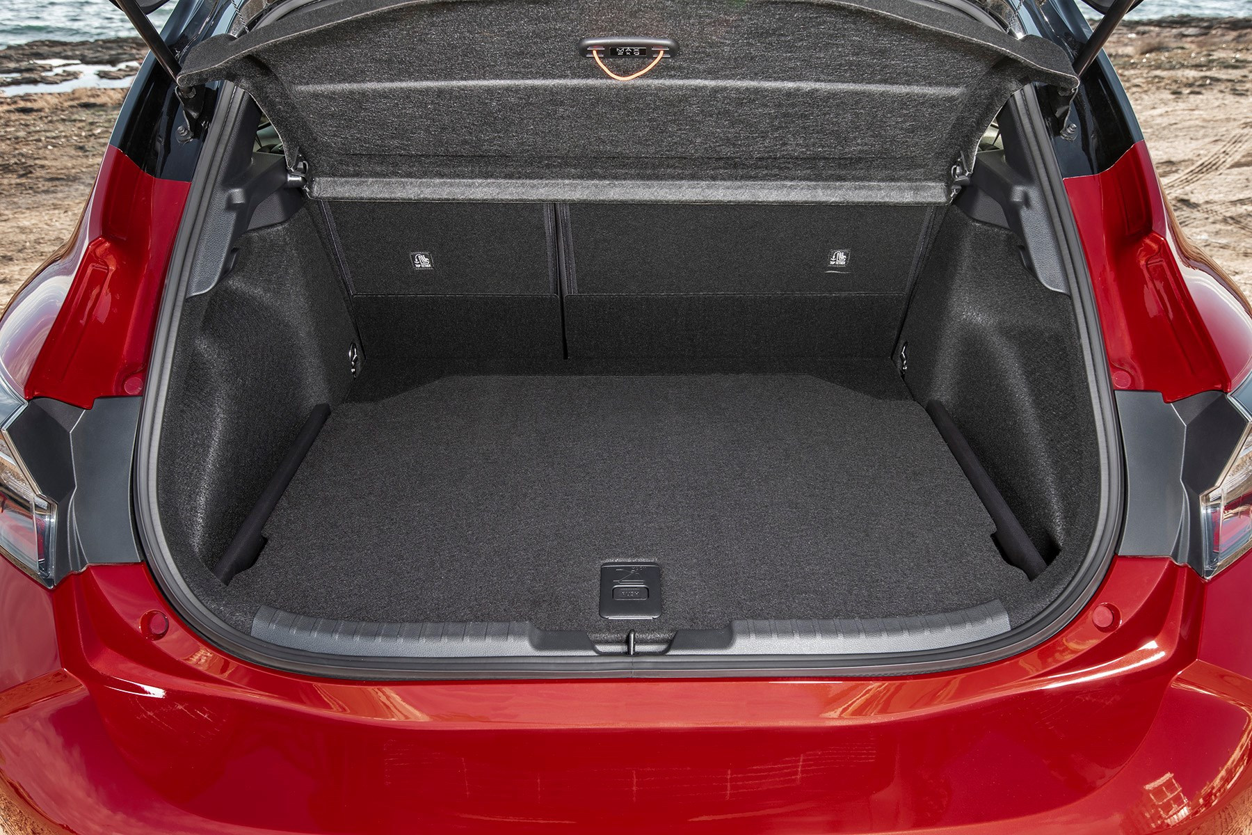 Bootspace in the new 2019 Toyota Corolla