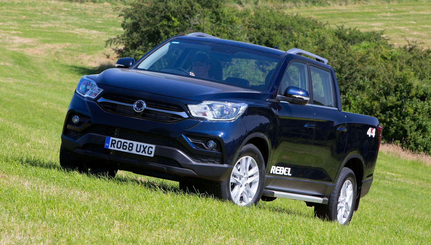 SsangYong Musso pickup (2018) review: bargain bucking bronco