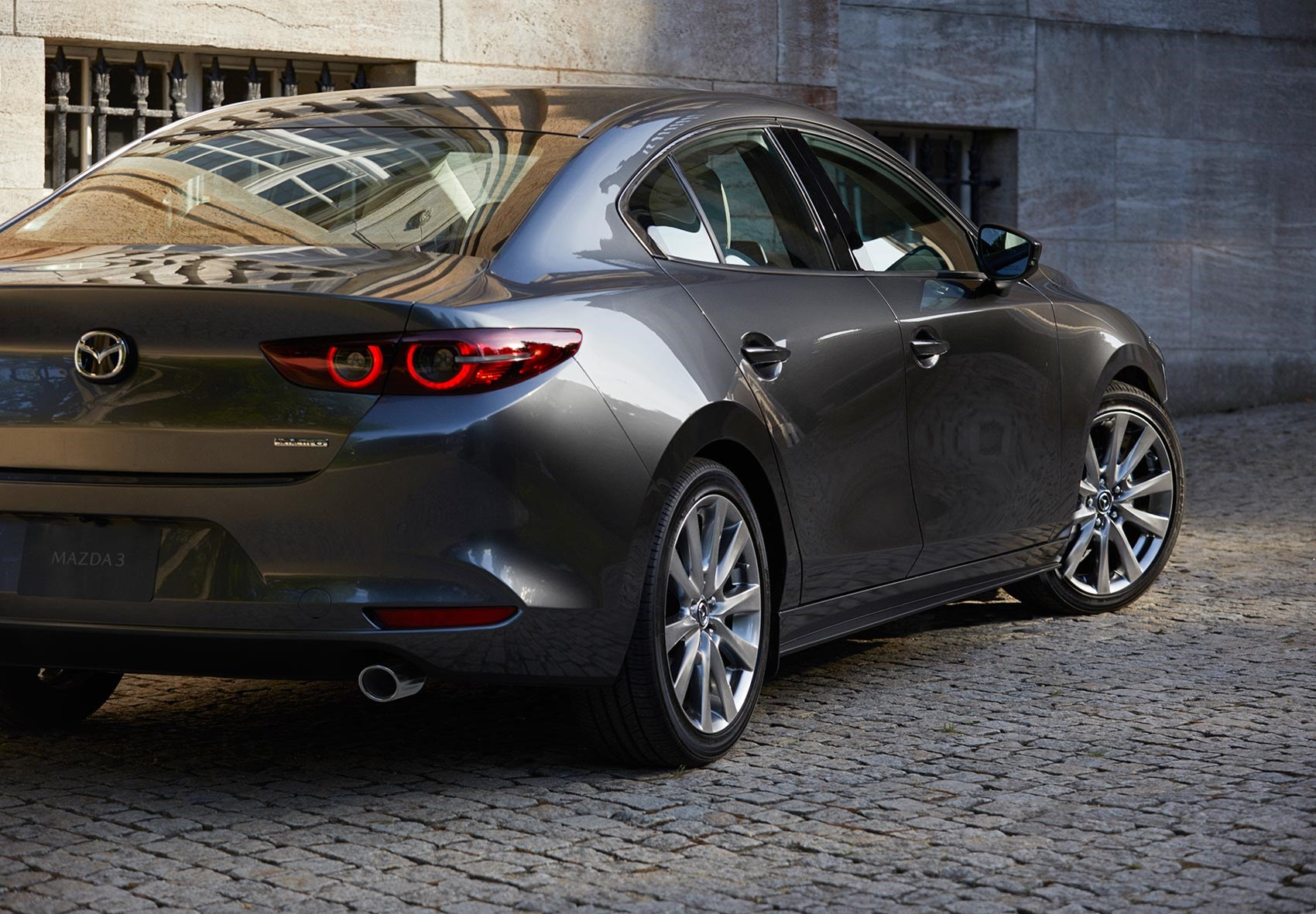 New 2019 Mazda 3 News And Pictures Car Magazine