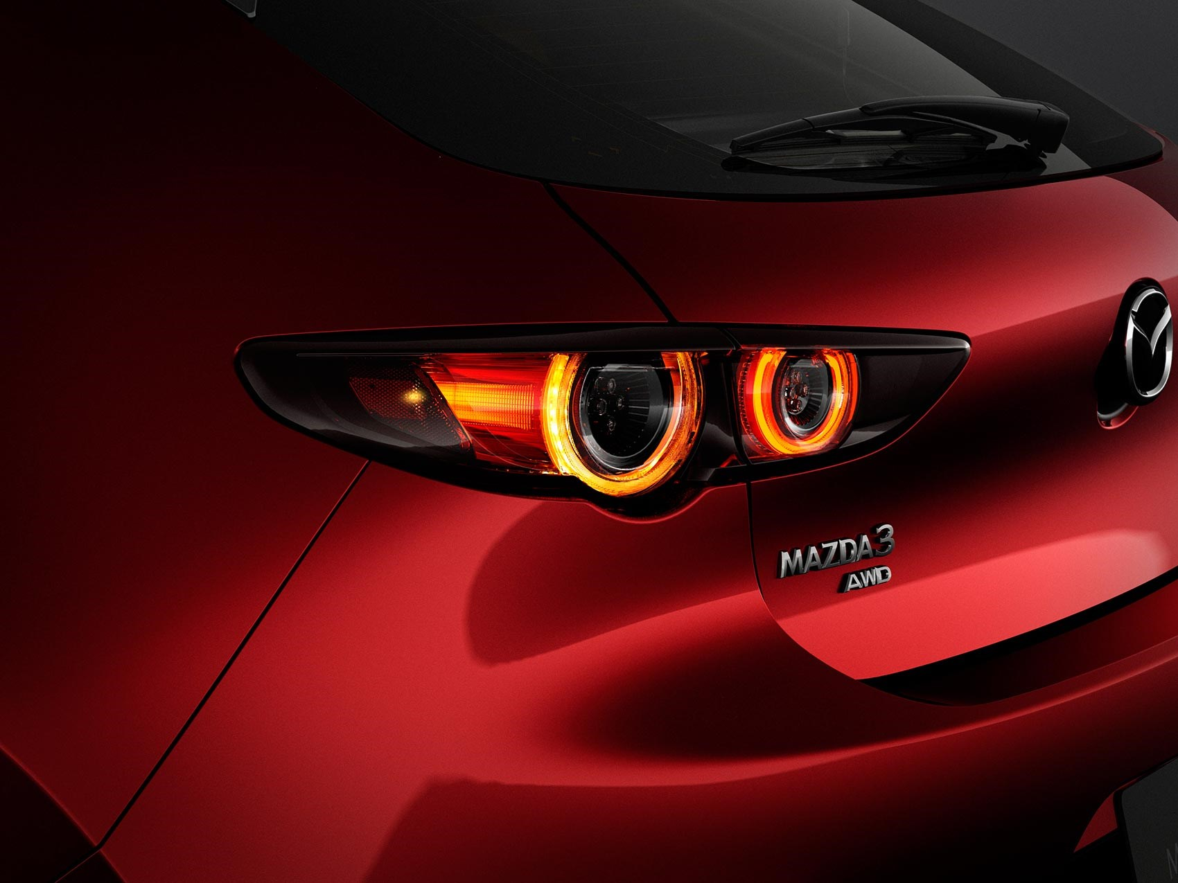 Rear Lights On Mazda 3 Have Shades Of Mx 5 No