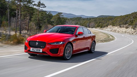 Top Rated Car Seats 2020.Jaguar Xe Review 2020 Model Year Test Car Magazine