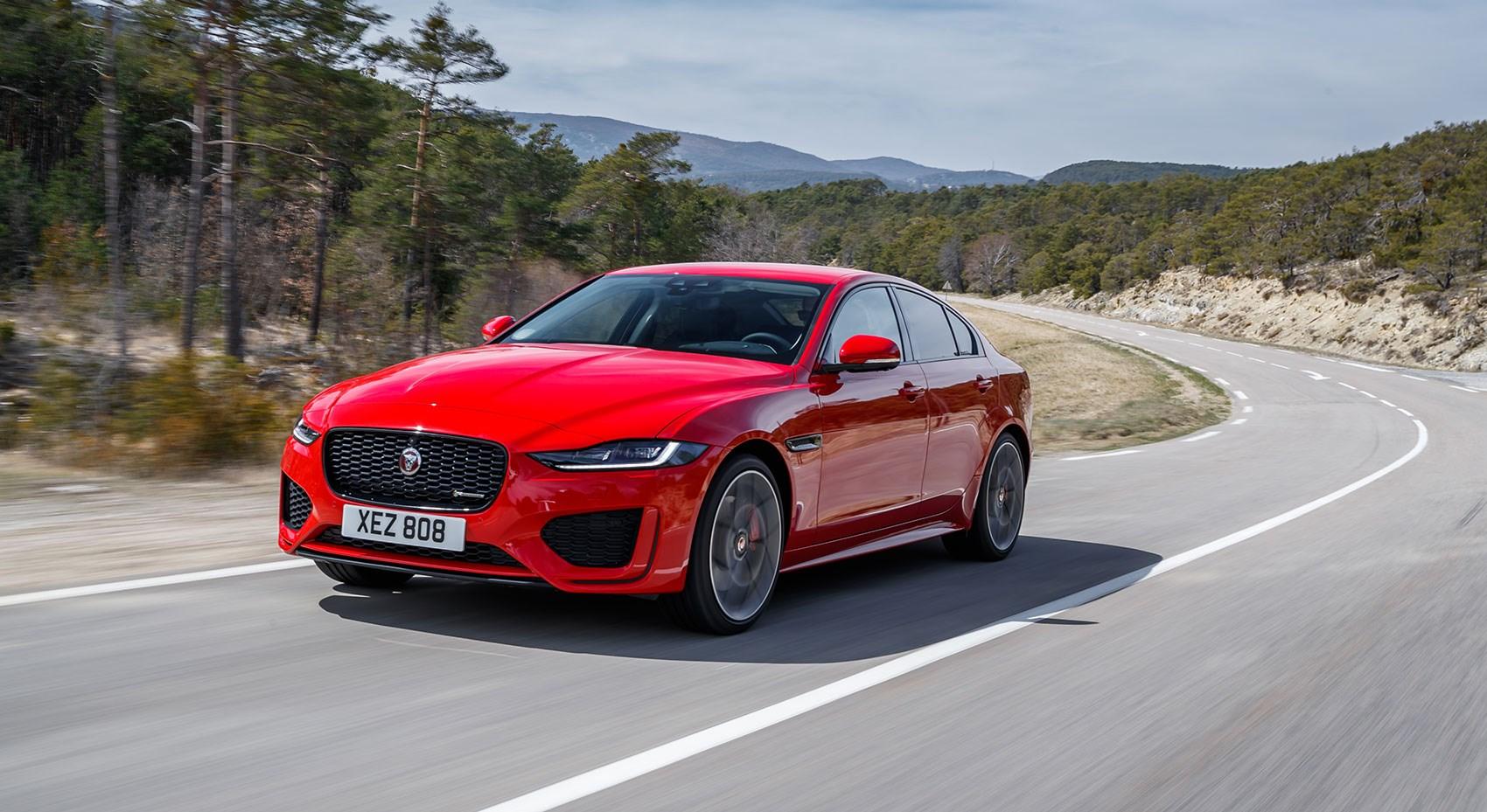 Jaguar XE review: 2020 model year test | CAR Magazine