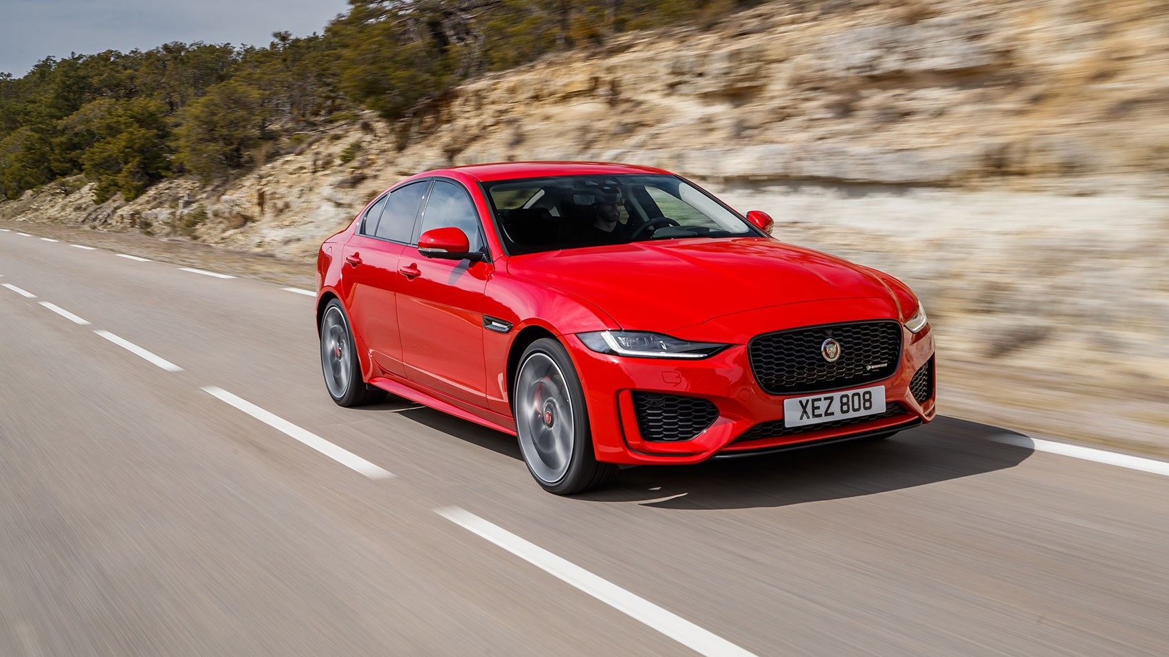 Jaguar XE P300 review