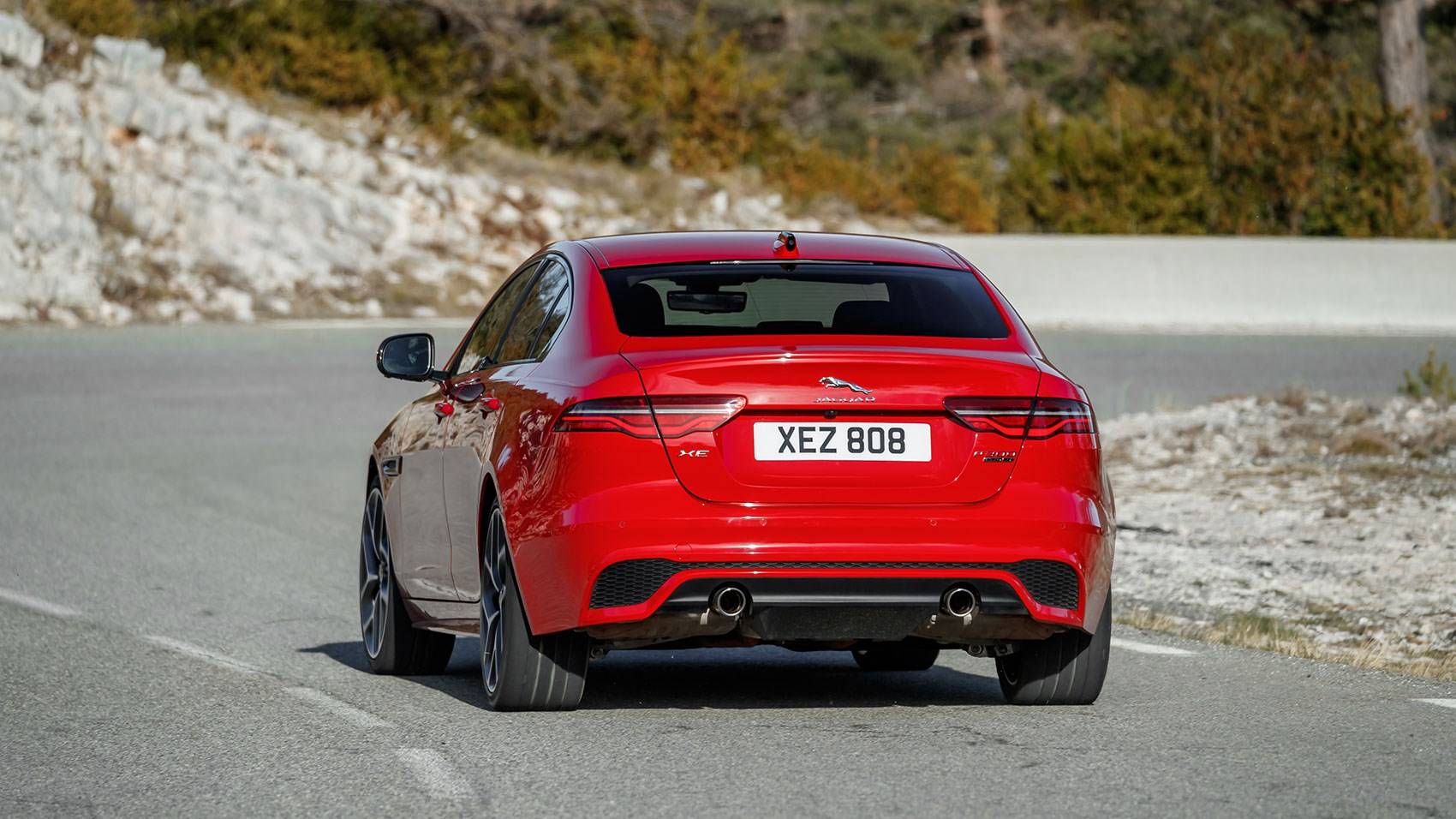 Jaguar XE review, 2020 model year, CAR magazine