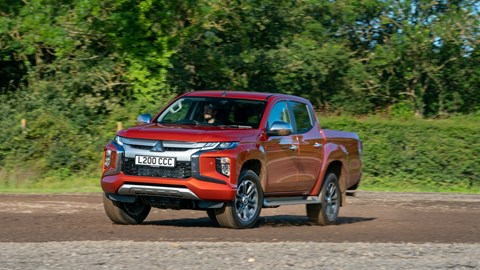 Mitsubishi L200 pick-up truck review: upping the refinement