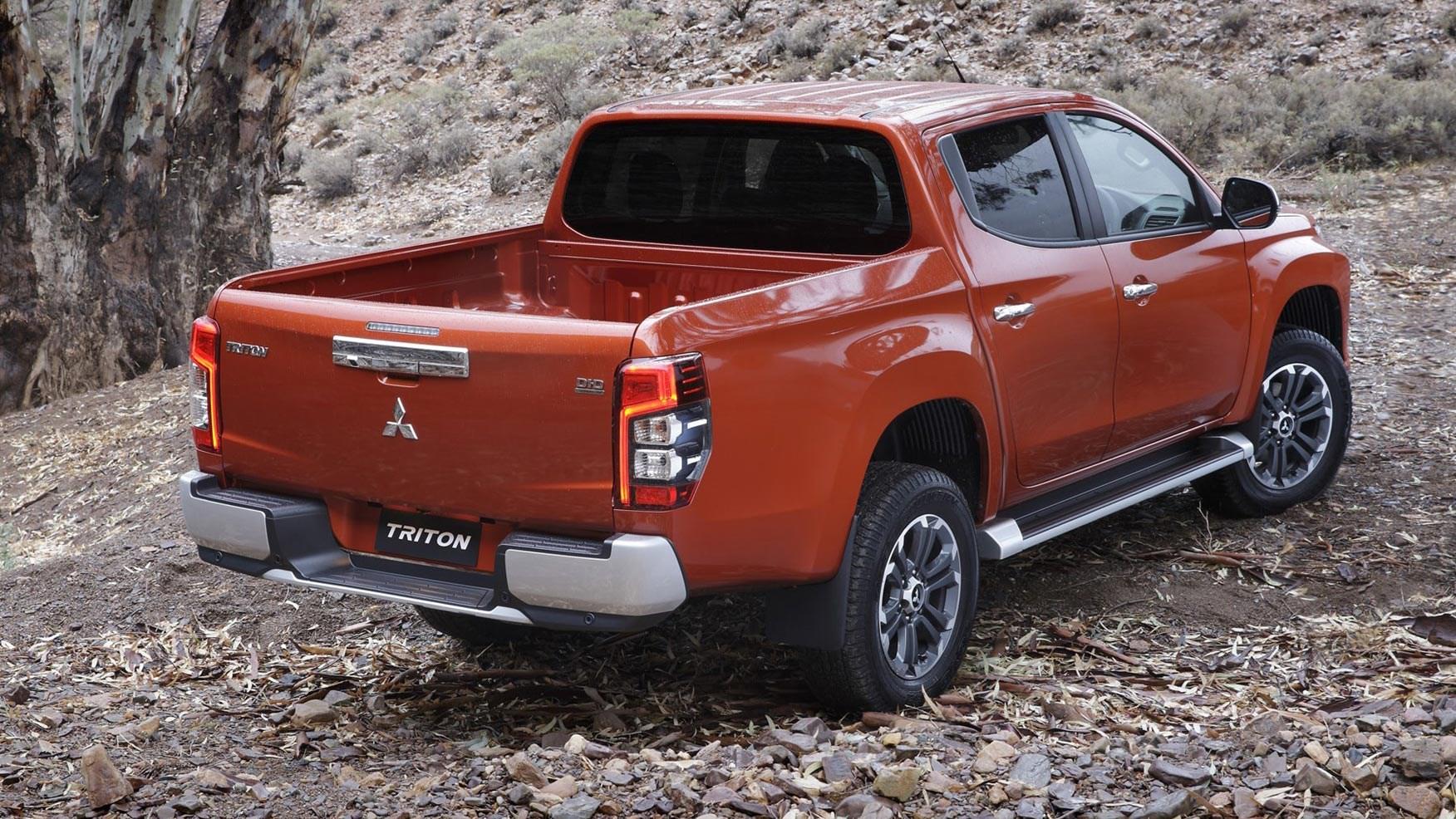 mitsubishi l200 2019 pick up truck review car magazine. Black Bedroom Furniture Sets. Home Design Ideas