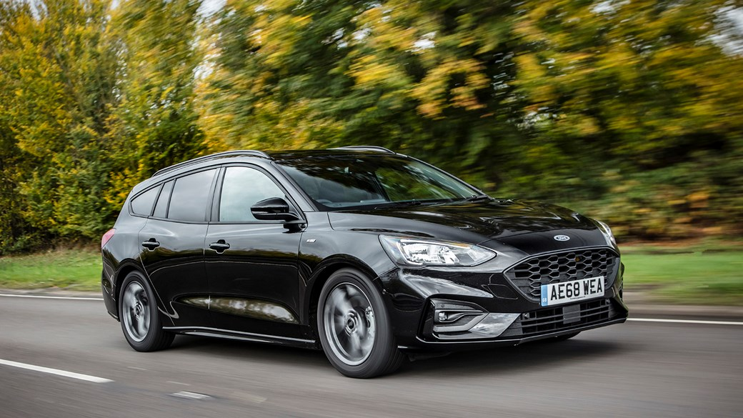 New Ford Focus Estate 2018 Review Refreshing Simplicity Car