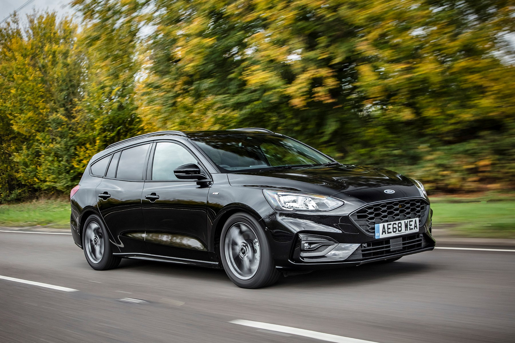 New Ford Focus Estate 2018 Review Refreshing Simplicity