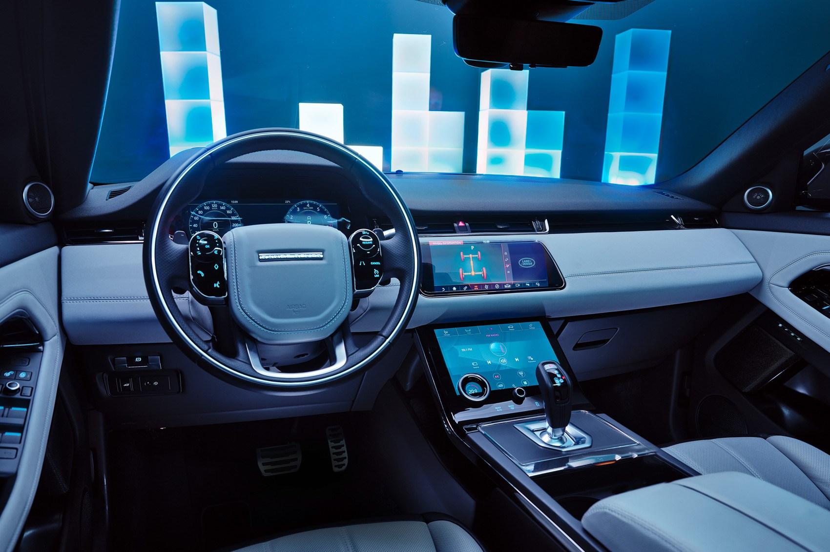 Range Rover Evoque Interior >> New Range Rover Evoque 2019 Revealed Car Magazine