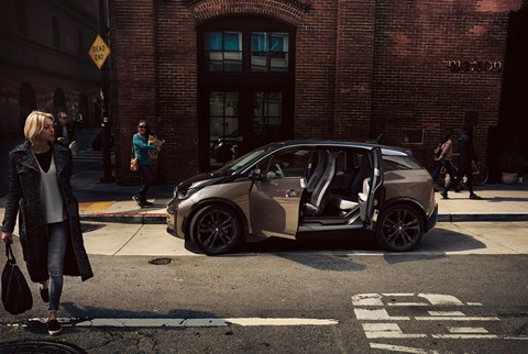 You could be driving an electric BMW i3 in 2019