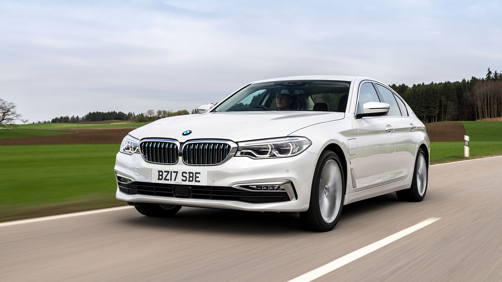 Win A Year Driving Electric Bmws Car Magazine