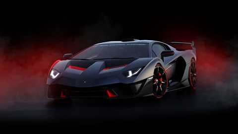 Lamborghini First Official Pictures Car News Car Magazine