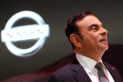 Carlos Ghosn: indicted over the Nissan pay scandal (Getty Images)