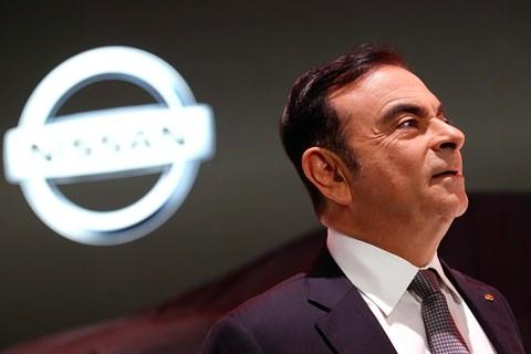 Carlos Ghosn arrested