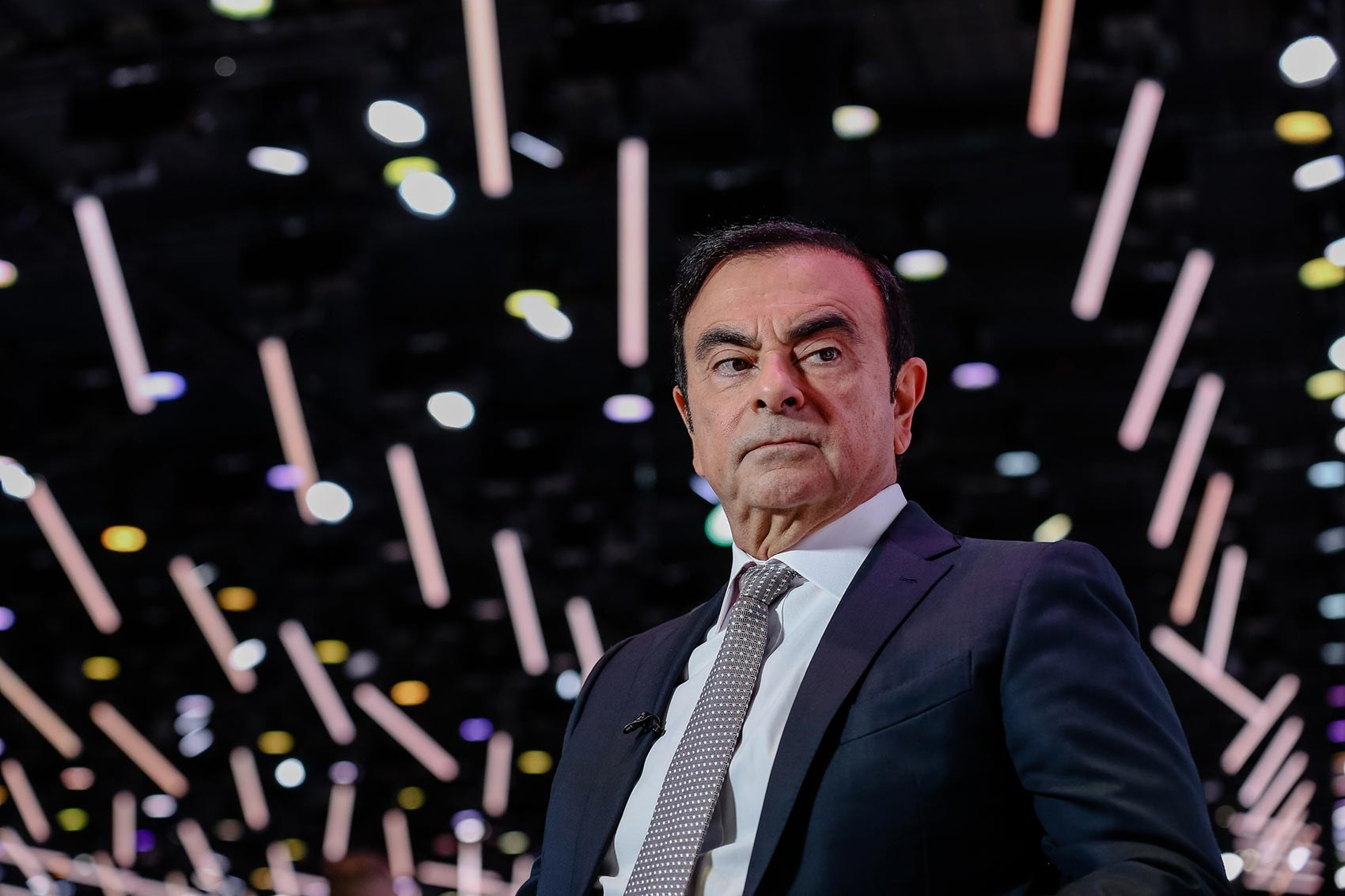 Carlos Ghosn reported for financial misconduct