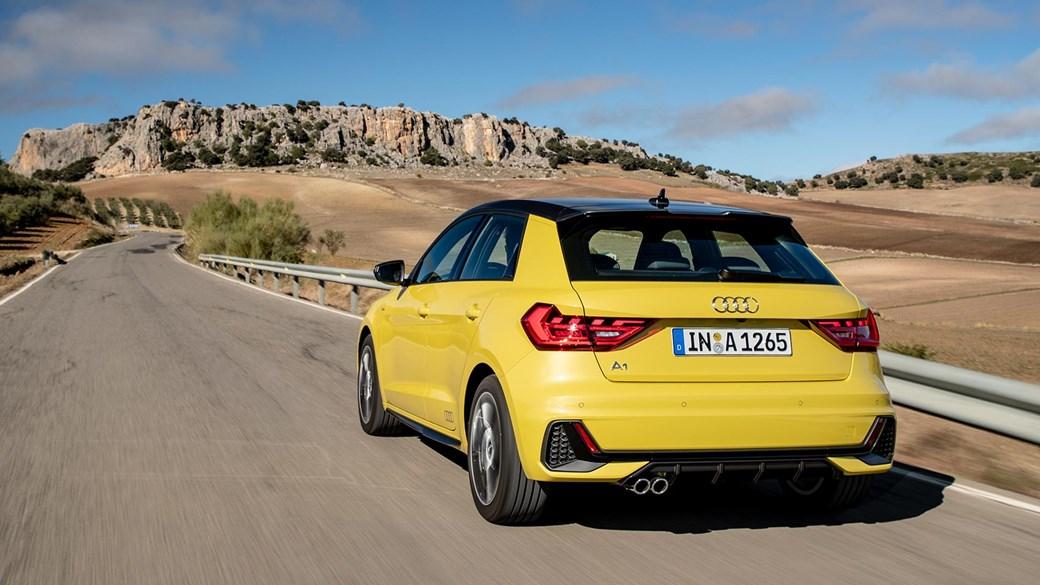 Audi A1 Sportback Review Car Magazine