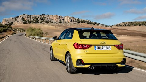 Audi A1 Sportback Review Car Magazine