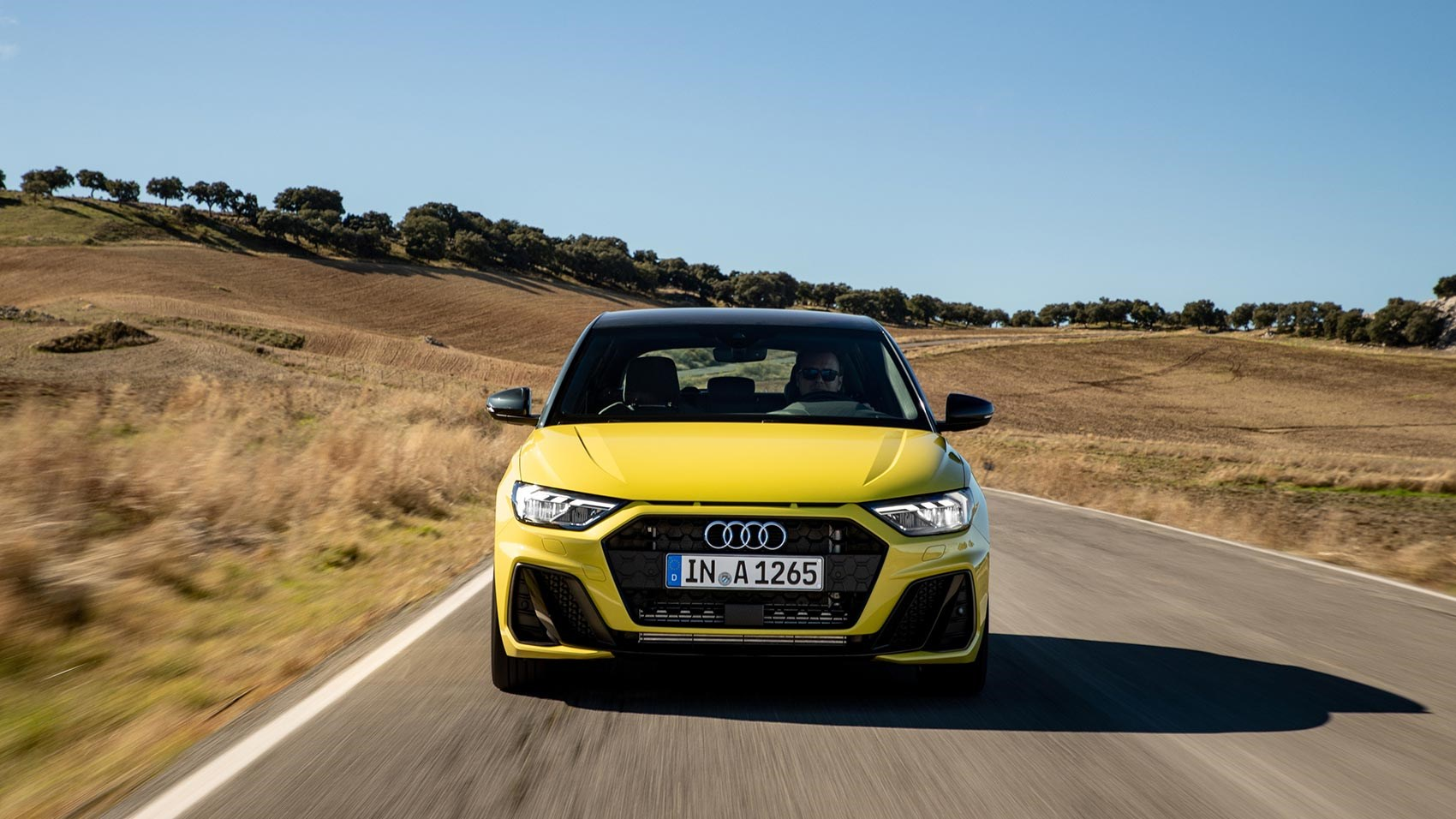 Audi A1 Sportback review by CAR magazine UK