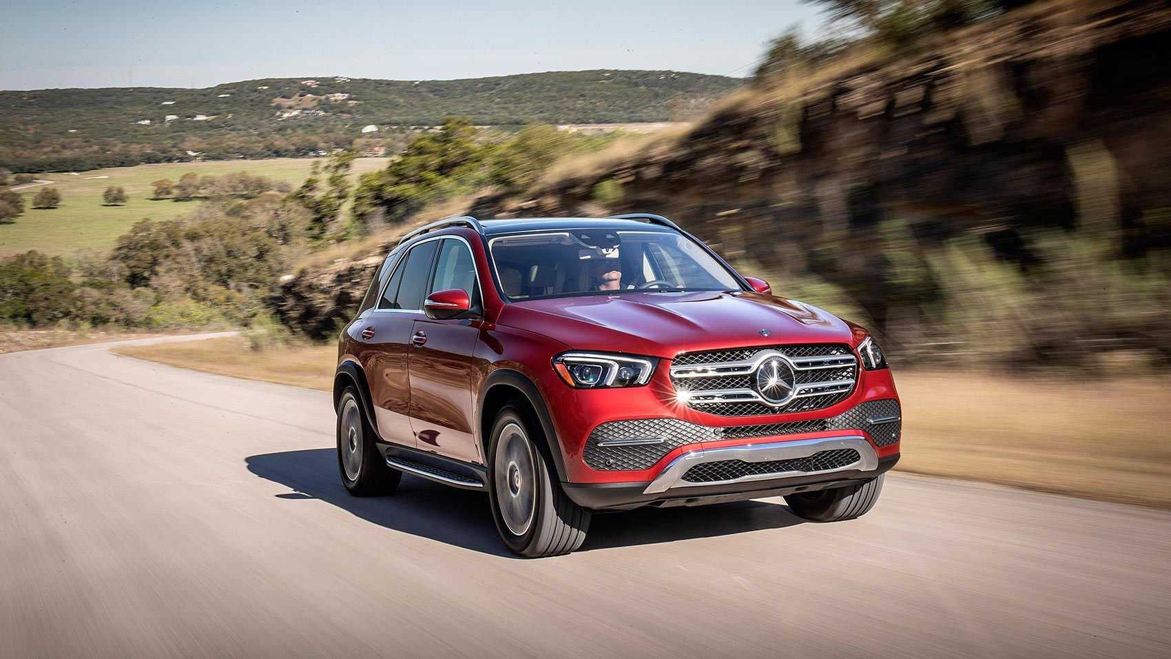 New 2019 Mercedes-Benz GLE review by CAR magazine