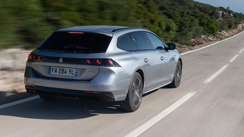 peugeot 508 sw review | car magazine
