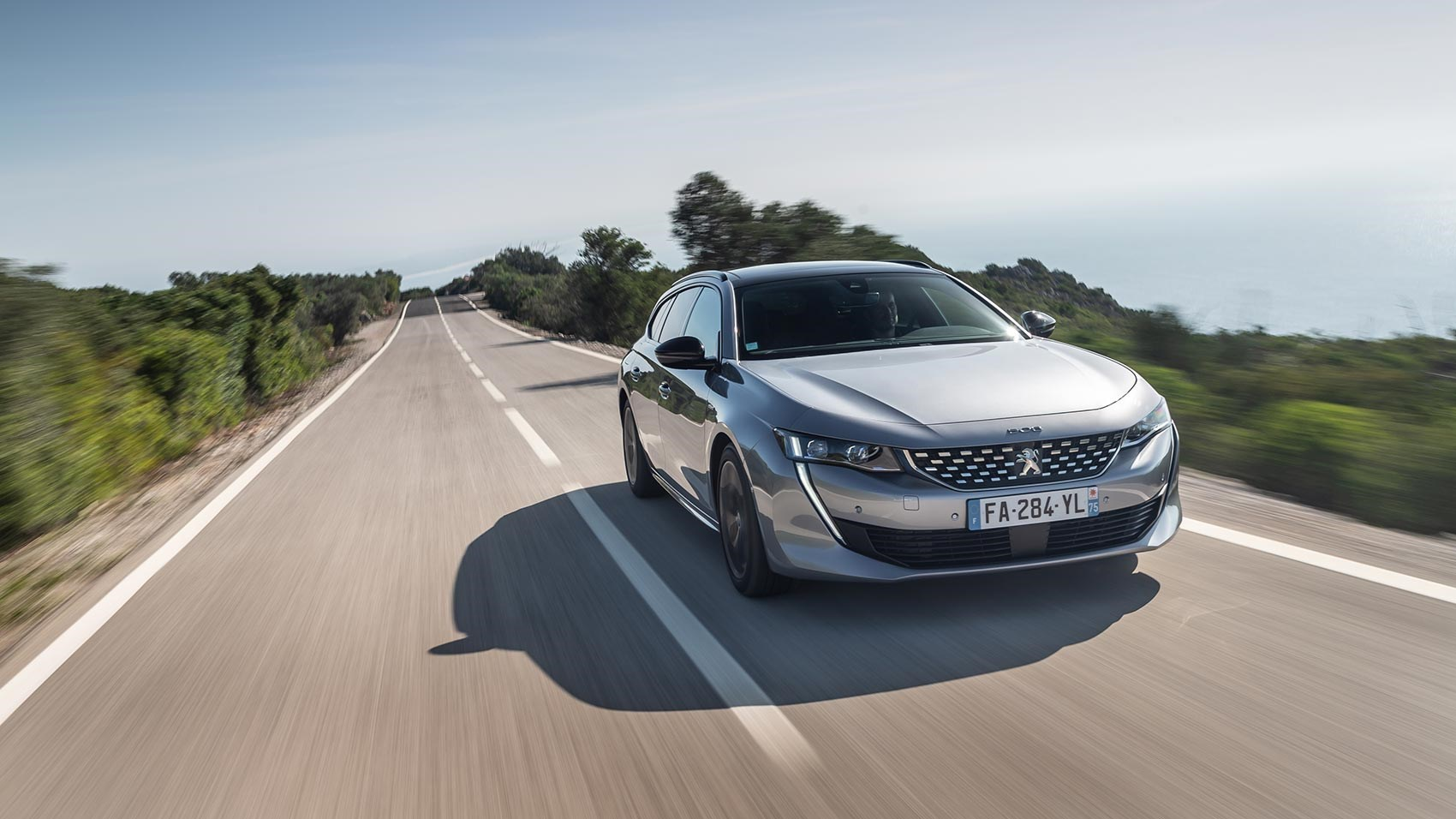 Peugeot 508 SW review and UK prices