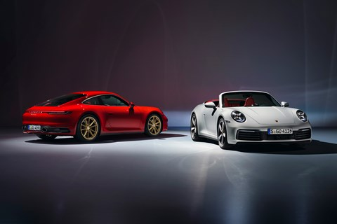 Porsche 992 Carrera