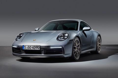 New Porsche 911: the 992 Turbo beckons | CAR Magazine