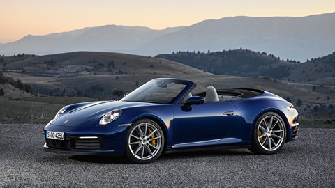 New Porsche 911 The 992 Turbo Beckons Car Magazine