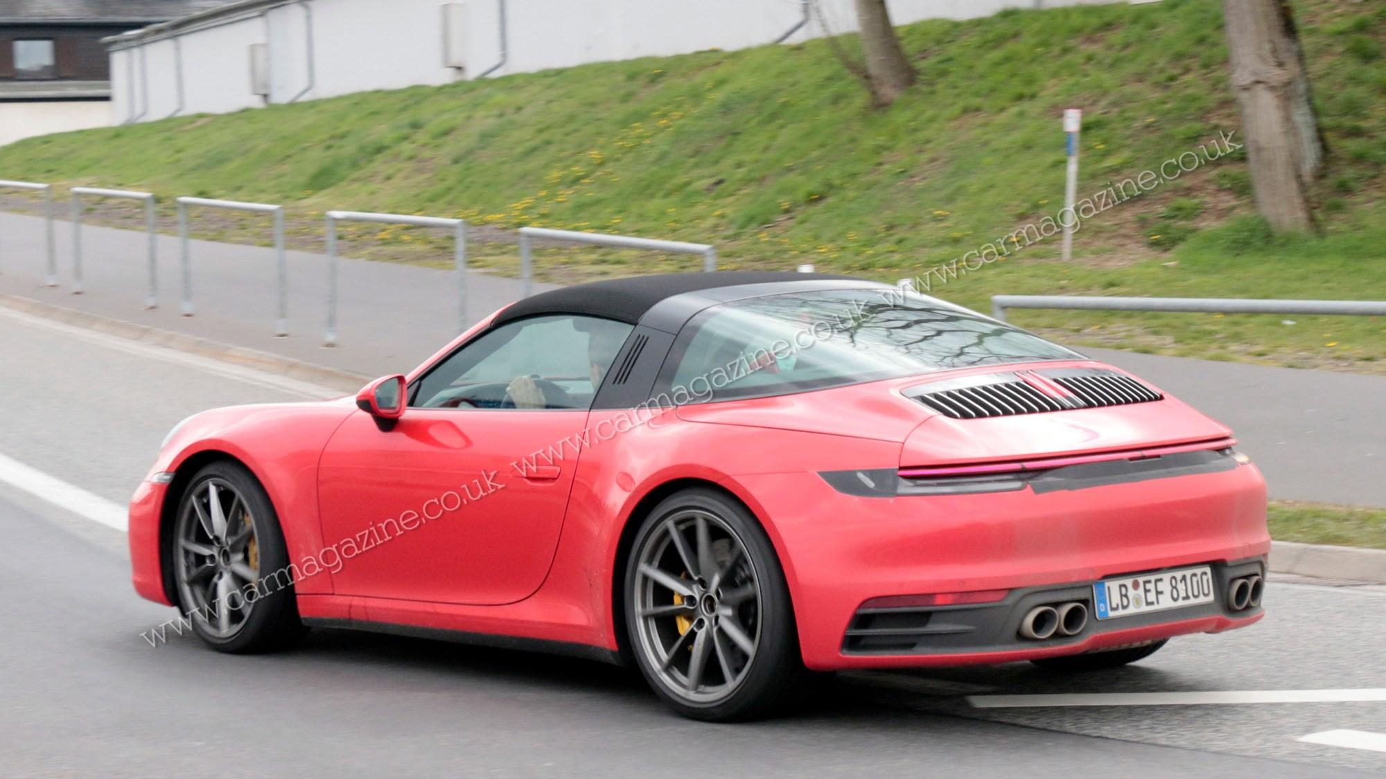 New Porsche 911 The 992 Turbo Beckons Car Magazine