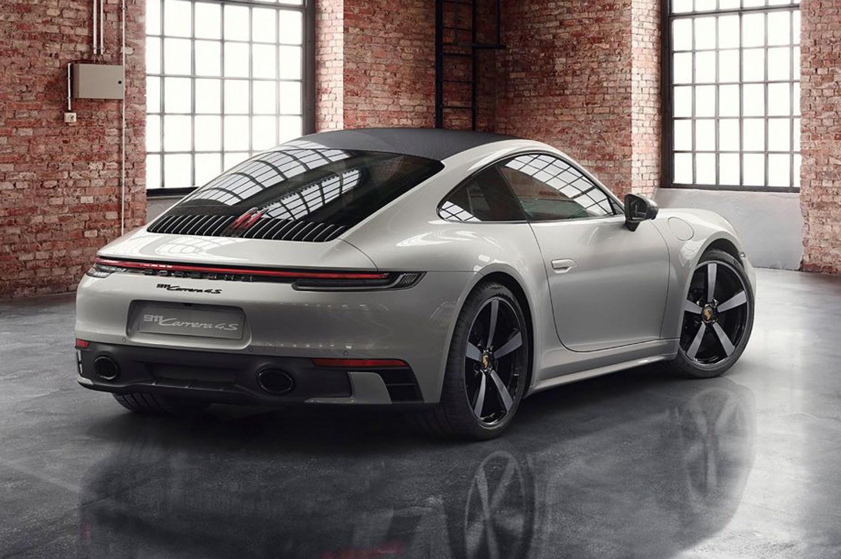 New Porsche 911 >> New Porsche 911 The 992 Turbo Beckons Car Magazine