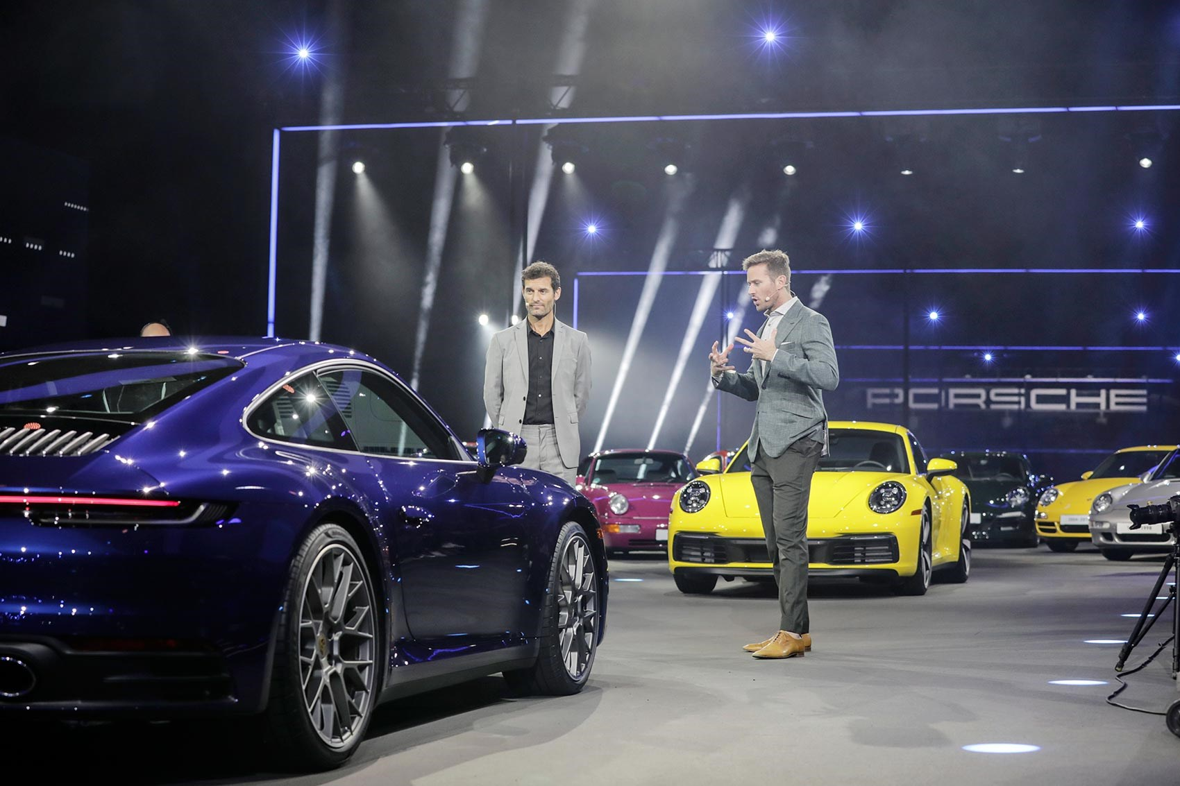 New Porsche 911 Coupe And Cabriolet Car Magazine