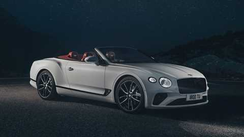 Bentley First Official Pictures Car News Car Magazine