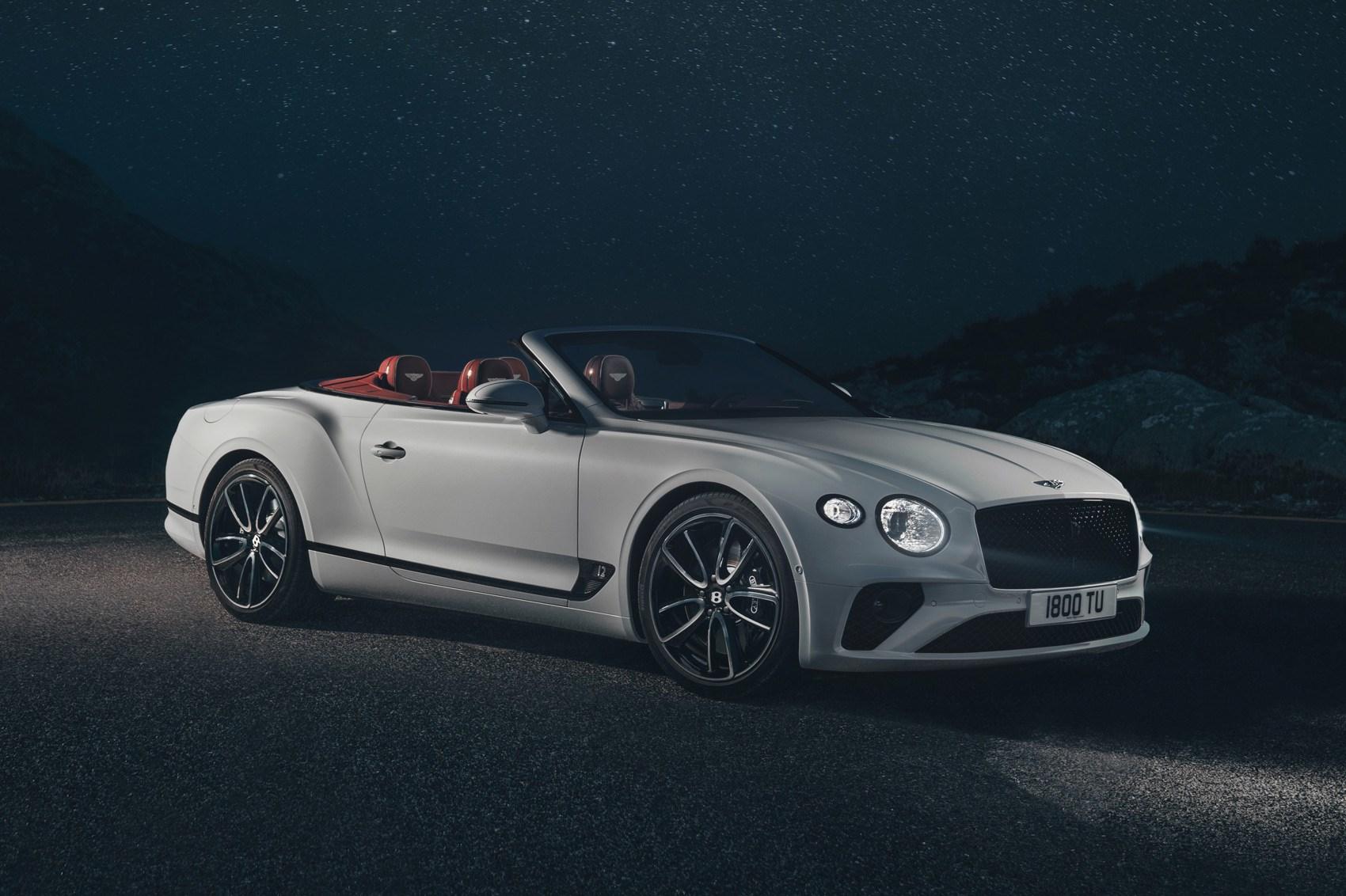 Bentley Continental Gt Convertible 2018 Open Top Brit