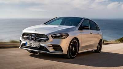 Mercedes B Cl 2018 Review Family Ties