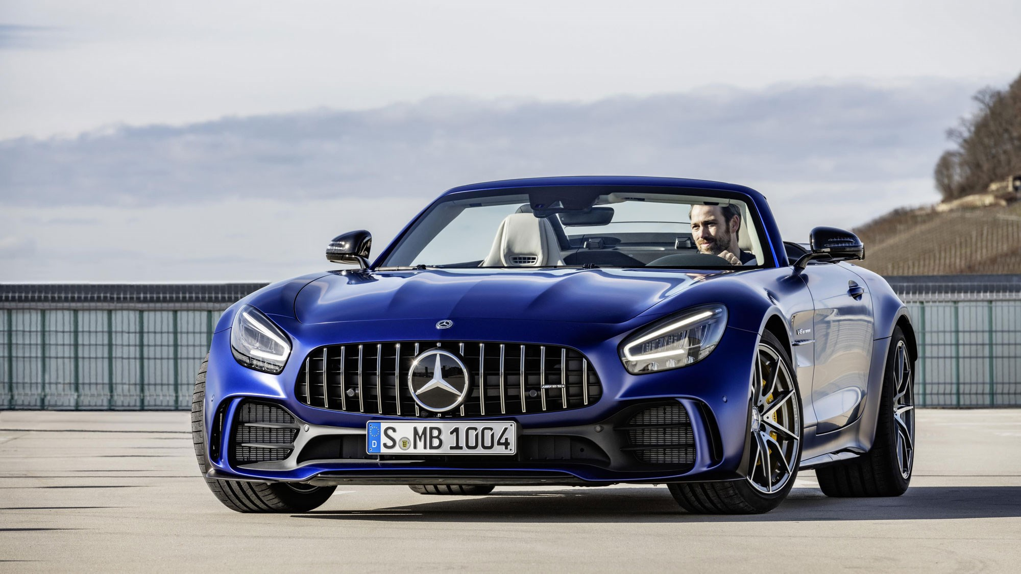 Mercedes Amg Gt R Roadster Revealed Ahead Of Geneva Car Magazine