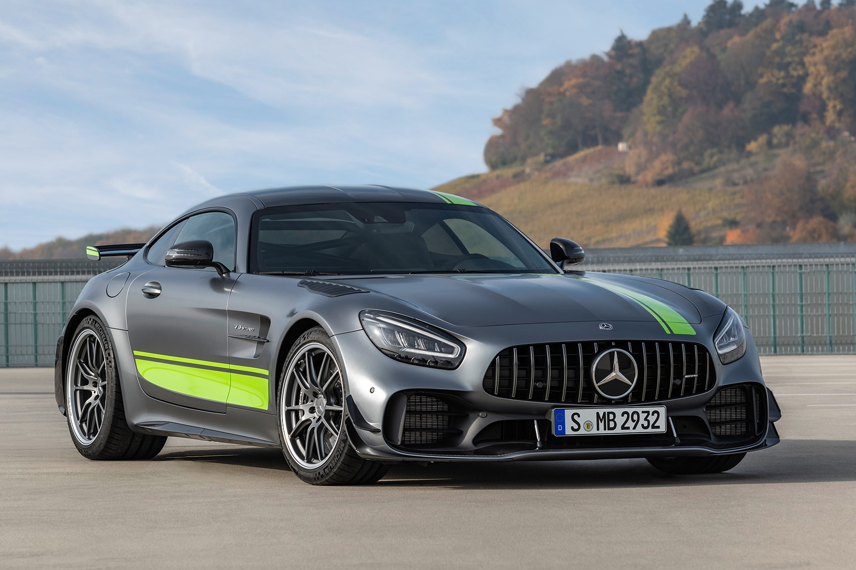 Mercedes AMG GT R Roadster revealed ahead of Geneva | CAR ...