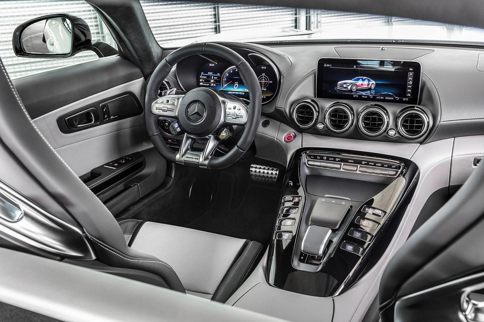 Amg Gt Roadster >> Mercedes Amg Gt R Roadster Revealed Ahead Of Geneva Car