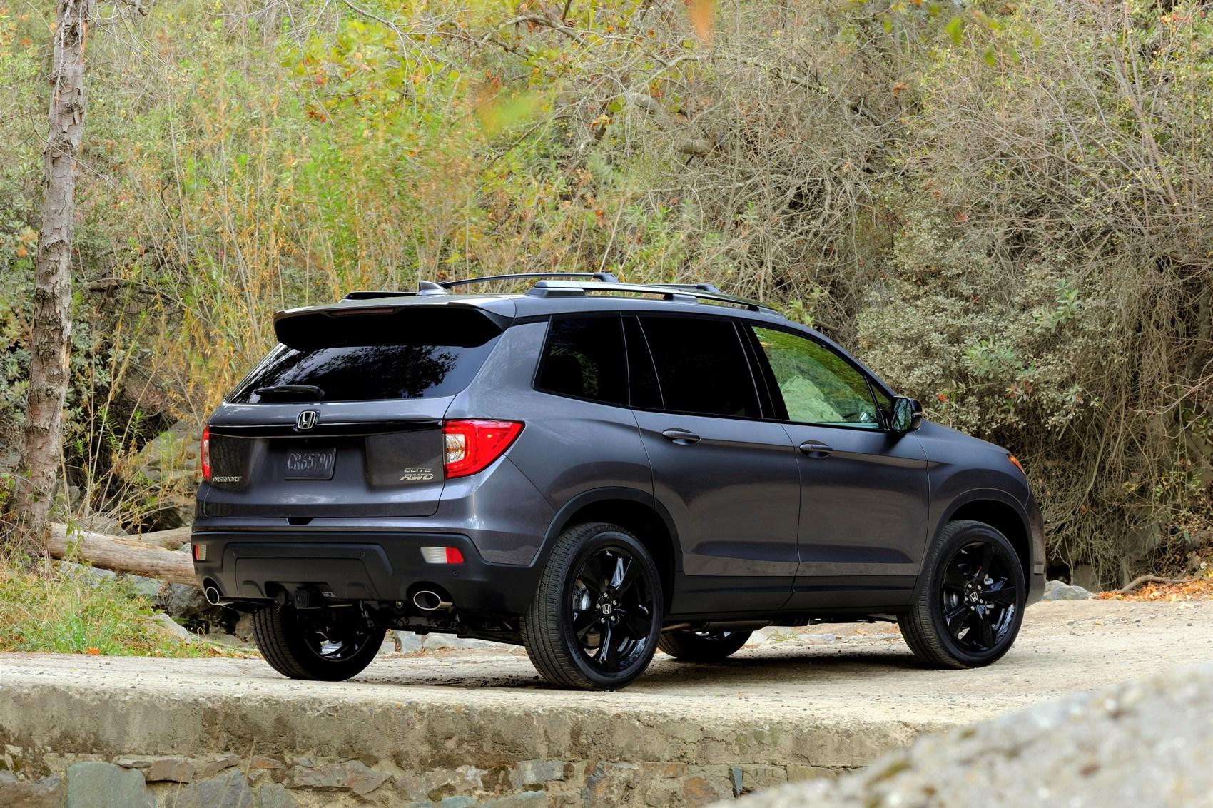 Honda Passport (2018): US-spec SUV promises roominess ...