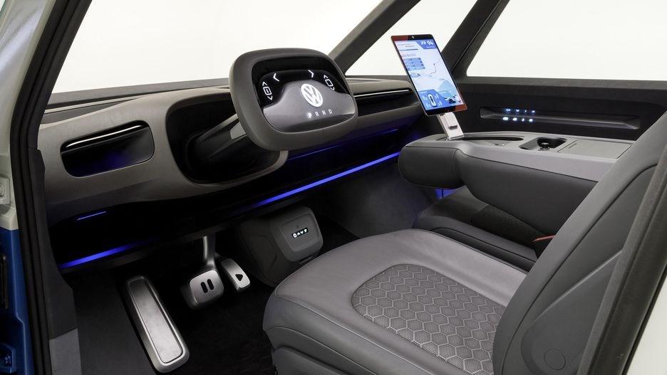 VW ID Buzzo Cargo | CAR Magazine