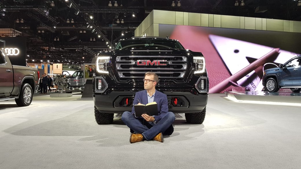 Los Angeles motor show preview guide