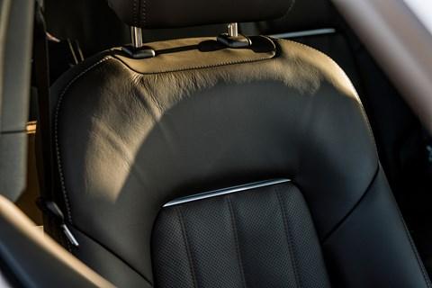 Mazda 6 seat