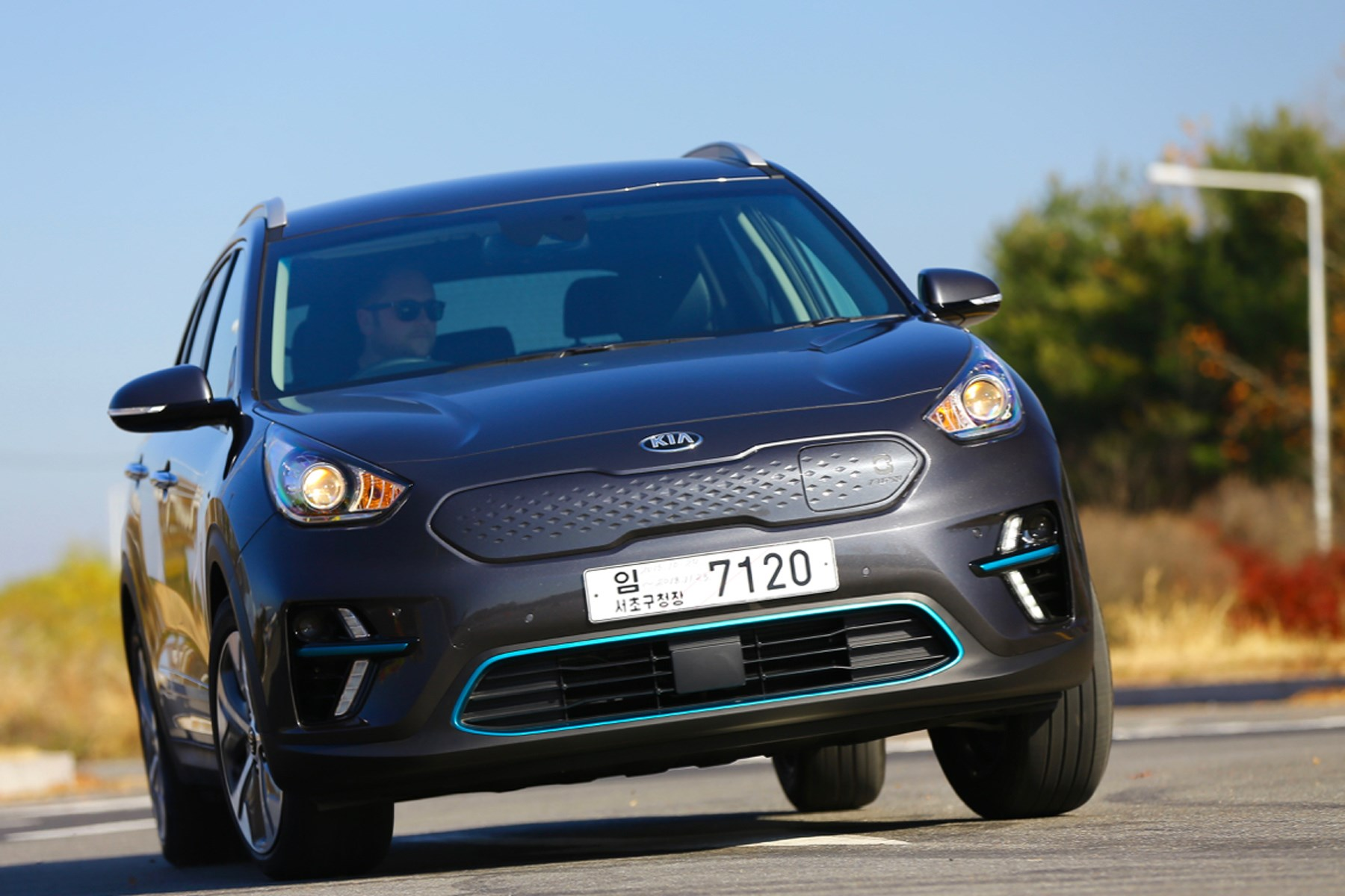 Kia E-Niro electric car EV review