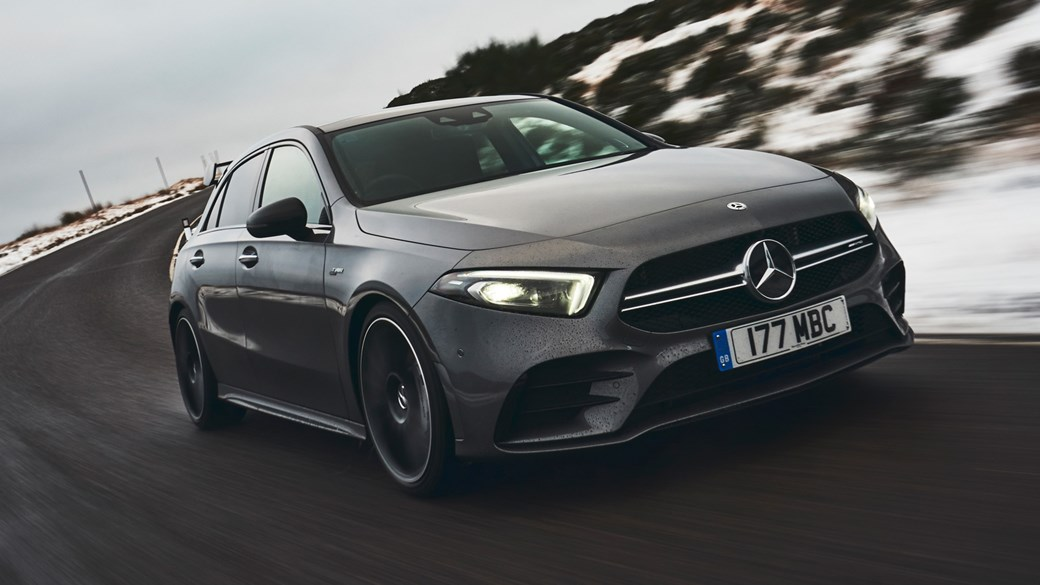 Mercedes-AMG A35 (2019) review: cash for honours | CAR Magazine
