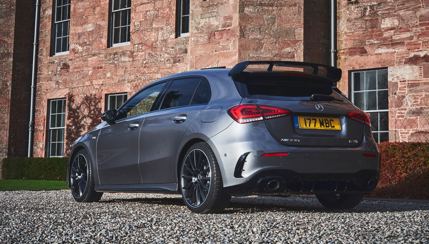 Mercedes Amg A35 2019 Review Cash For Honours Car Magazine