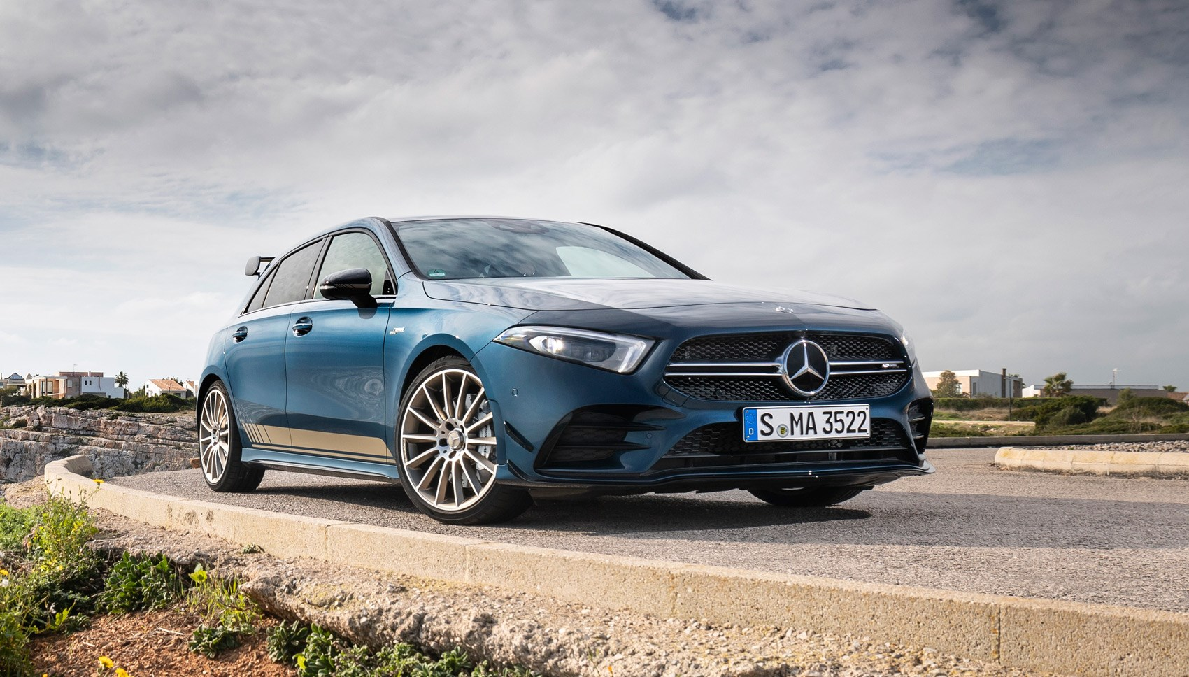 Mercedes-AMG A35 Edition 1 front