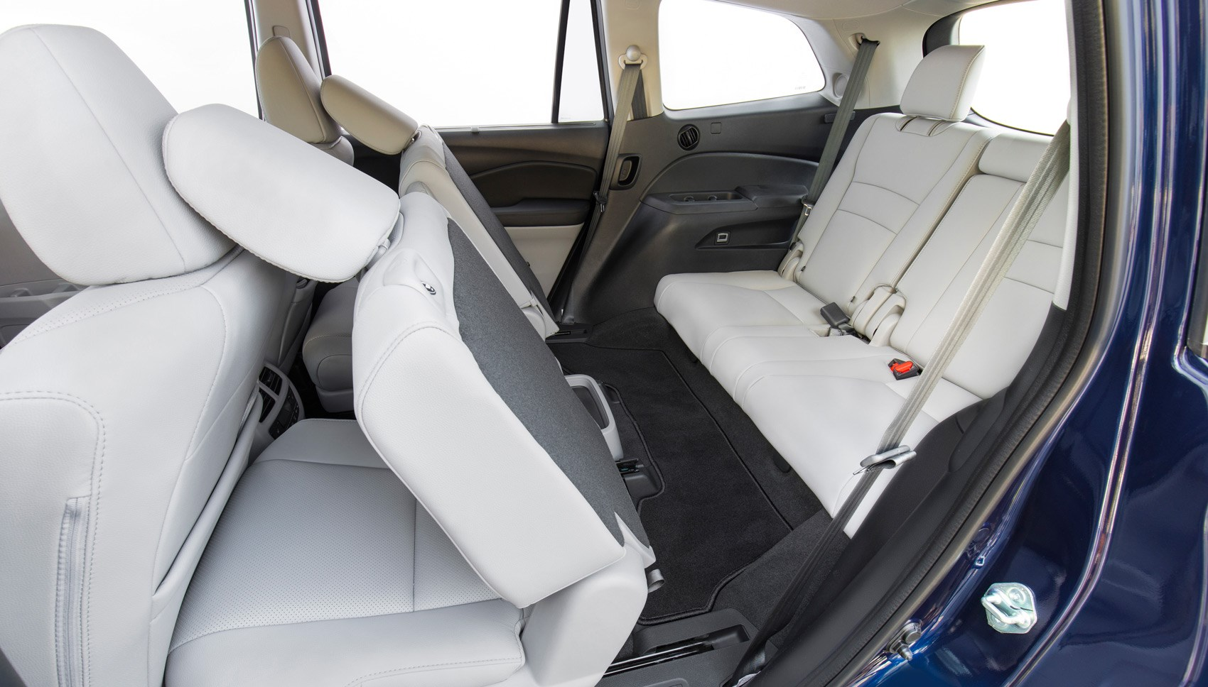 Honda Pilot rear seats