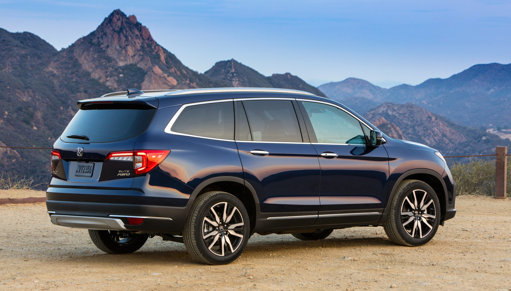 Honda Pilot (2018) review: large and in charge? | CAR Magazine