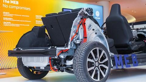 Volkswagen electric cars: VW's EV range revealed   CAR Magazine