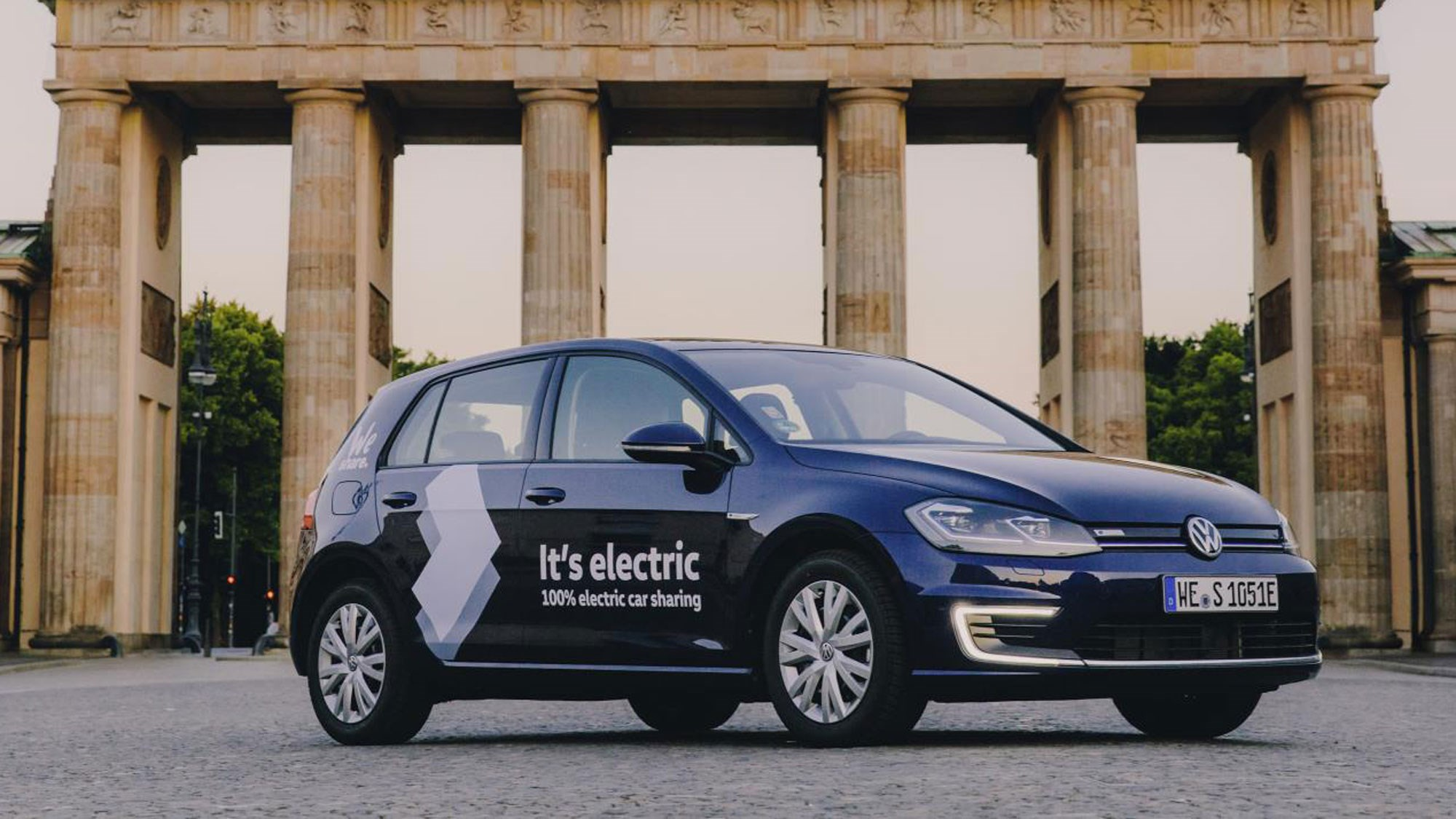 WeShare: VW's EV carsharing service revealed | CAR Magazine